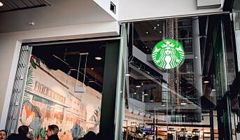Starbucks til Kristiansand