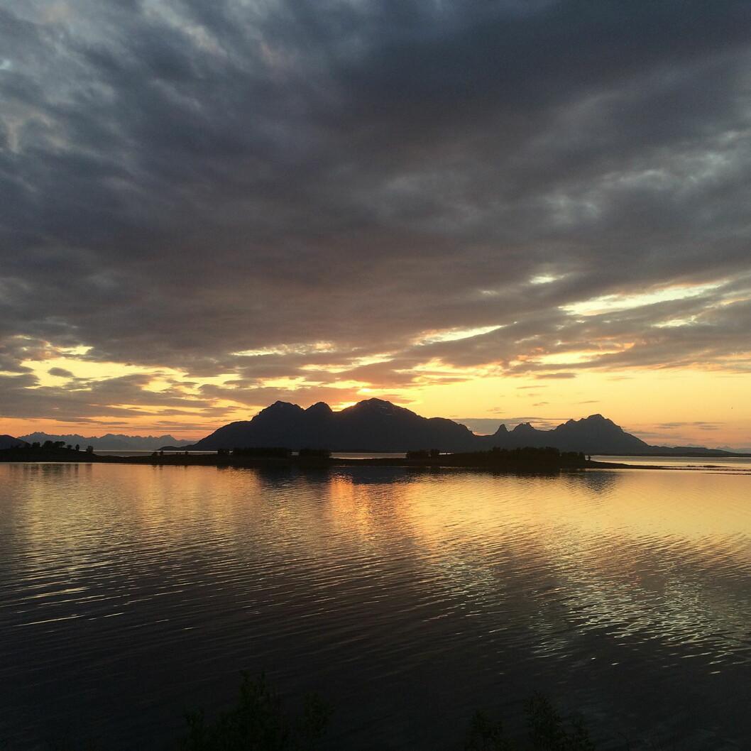 Lysere tider for norsk reiseliv. (Foto: Morten Holt)