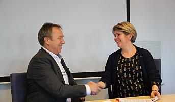 Nyt Norge samarbeider med NNN