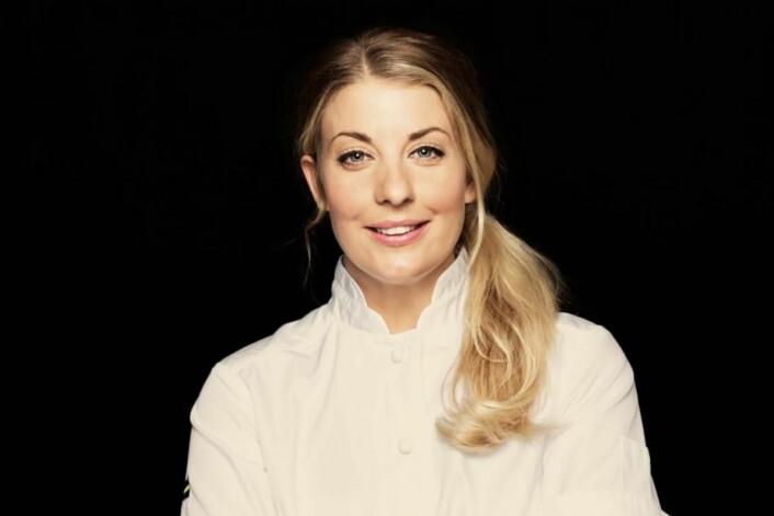 Den svenske kokken Frida Ronge skal lede restauranten Tak. (Foto: Nordic Choice Hotels)