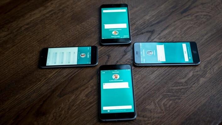 Vipps er en populær betalingsapp i Norge. Nå kan gjester betale for hotellrom med Vipps på Thonhotels.no. (Foto: Olav Mellingsæter)