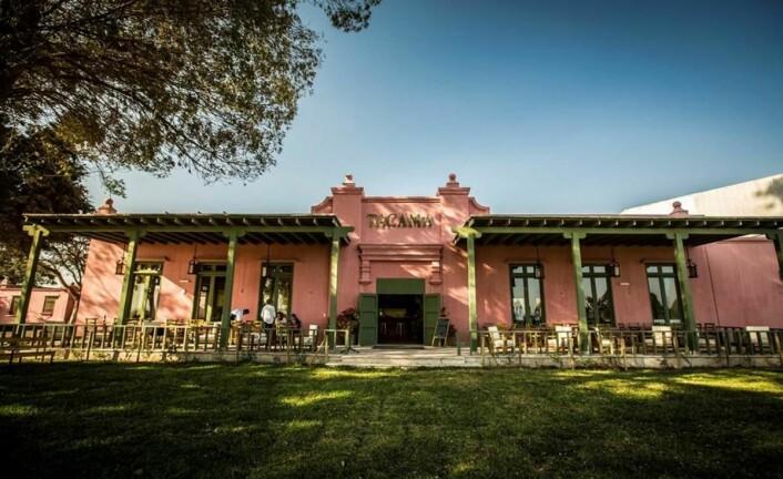 Fra Tacama, som produserer pisco.