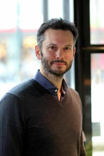 Michael Minirvini er delaktig i mange restauranter. (Foto: Kenneth Stoltz/Næringsforeningen i trondheimsregionen)