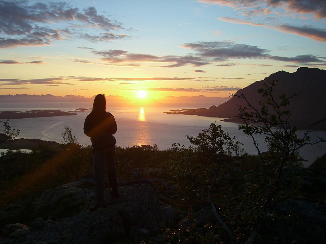 UiT Norges arktiske universitet tilbyr et nettbasert deltidsstudium i reiseliv. (Foto: Morten Holt)