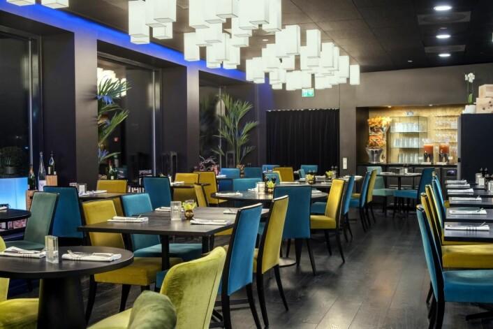 Brasserie Paleo på Thon Hotel Rosenkrantz er en av få hotellrestauranter som er listet i Guide Michelin Nordic Countries 2017. Også hotellet er med i guiden. (Foto: Thon Hotel Rosenkrantz)