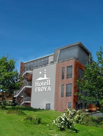 Foto: Hotell Frøya