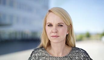 Log ny direktør i Norges sjømatråd