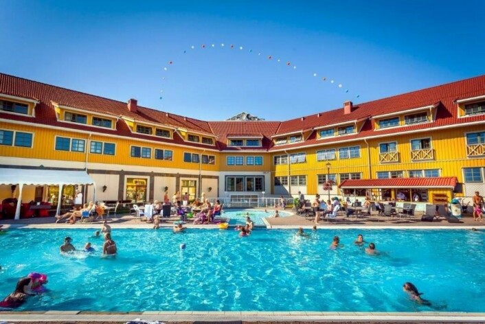 Thon Hotel Sørlandet i Kristiansand heter nå Scandic Sørlandet.