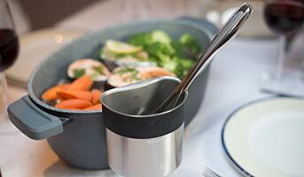 Norsk patent gjør matlagingen enklere