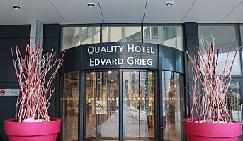 «Hotellkrig» om størrelse i Bergen