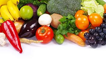 Omfattende avtale for sunnere kosthold