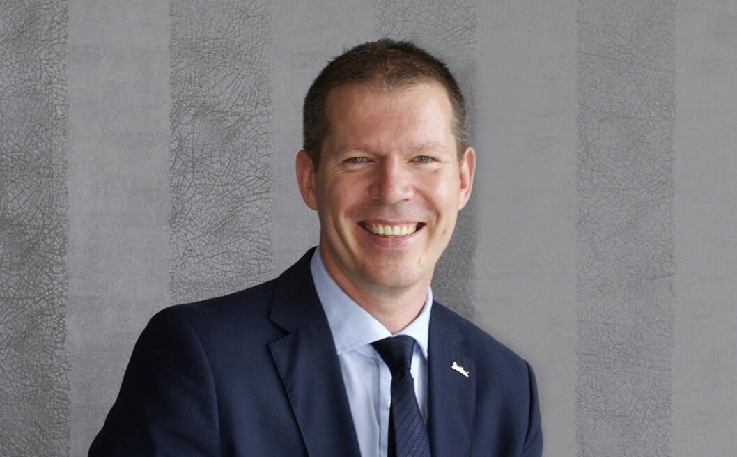 Jens Brandin.