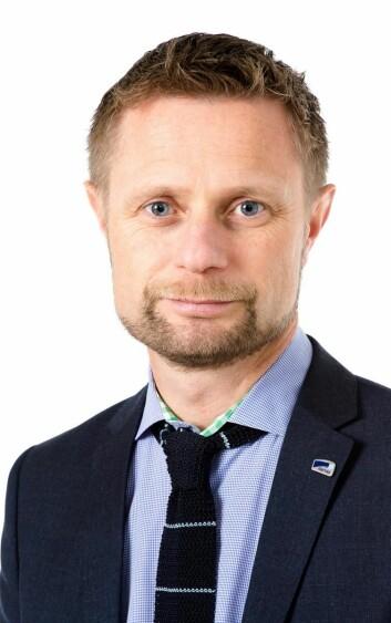 Helse- og omsorgsminister Bent Høie. (Foto: Regjeringen)