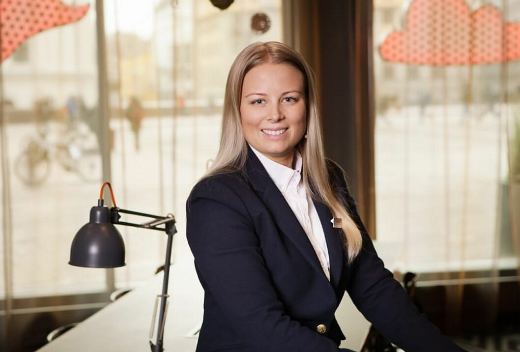 Jannicke Holmgreen Lorentzen blir hotelldirektør for Scandic Lillestrøm.