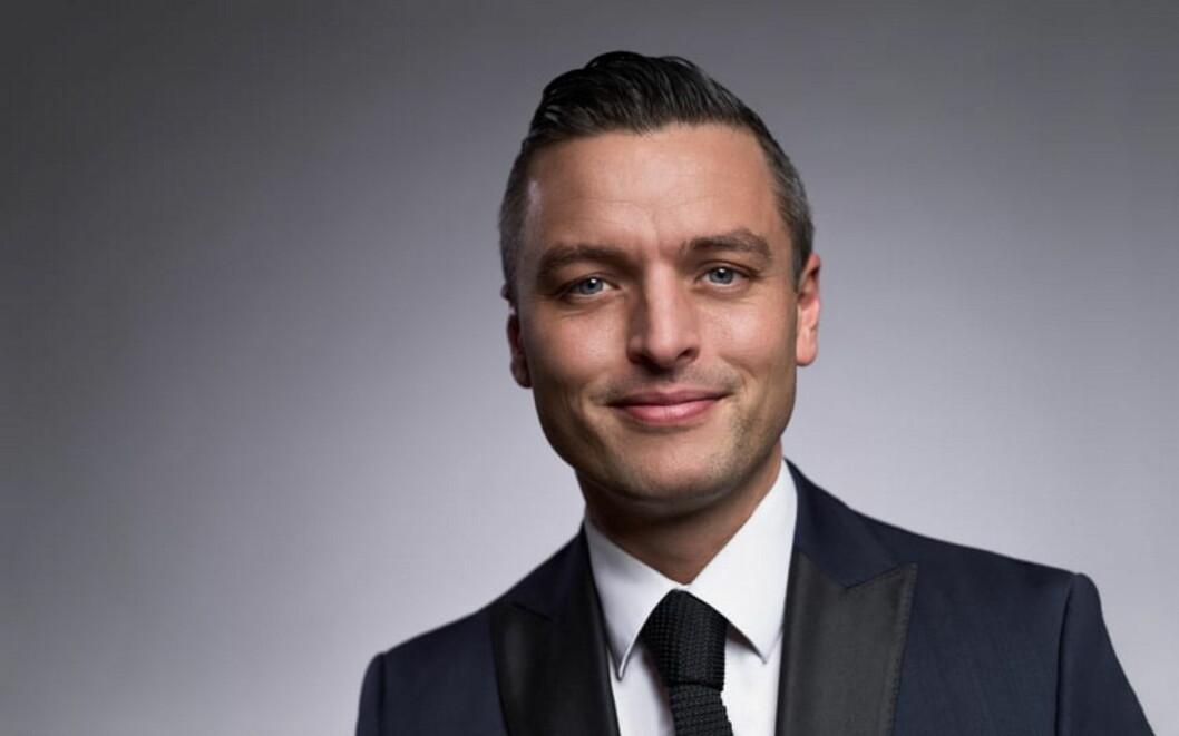 Wilhelm Hartwig blir Amerikalinjens hotelldirektør. (Foto: Marcin Ptak)