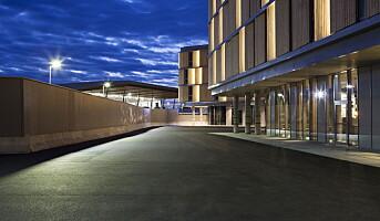 Norges største Comfort-hotell er åpnet