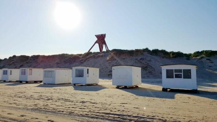 Løkken- og Blokhus-området er et populært ferieområde for nordmenn.