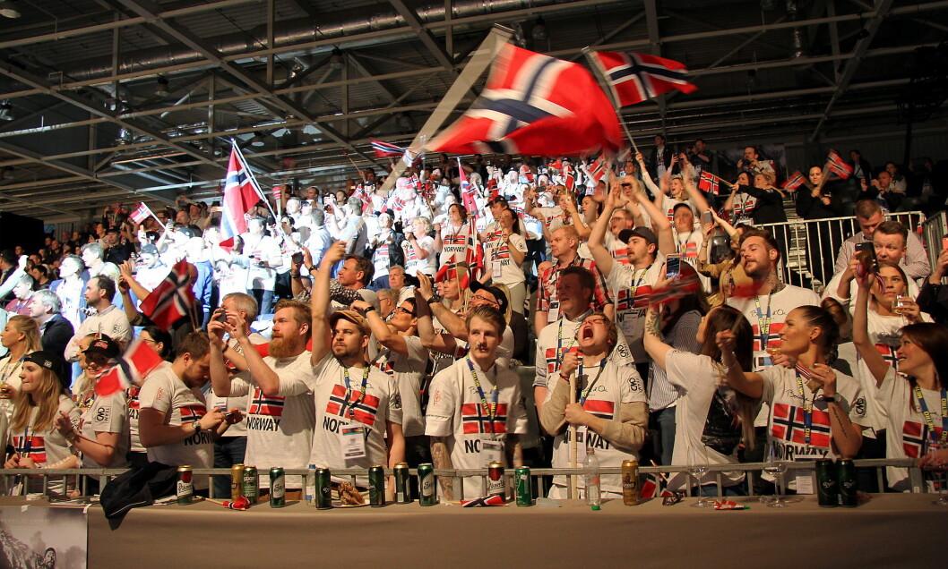 Hvor skal den norske fanskaren reise i 2018? Det blir bestemt i Torino neste år. (Foto: Morten Holt)