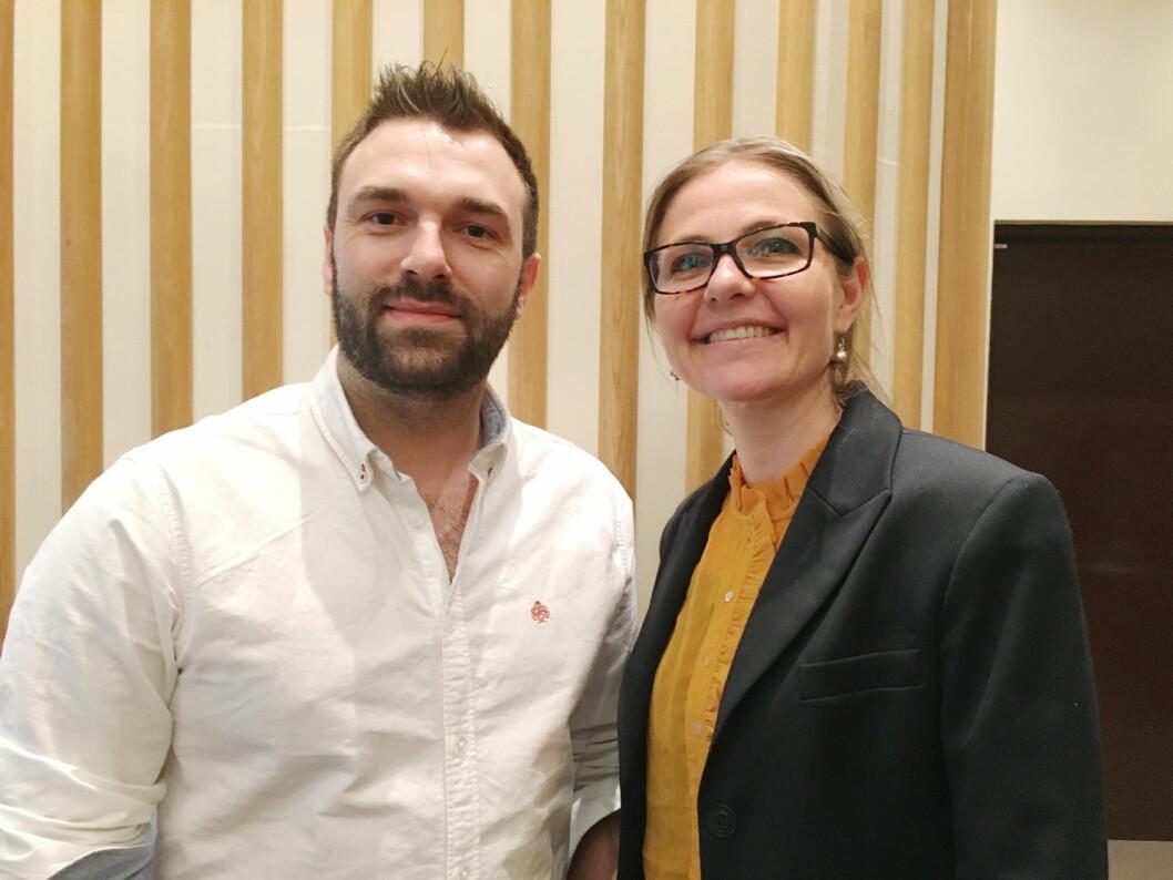 Bjarte Lunde er ny hotelldirektør på Hotell Bondeheimen. Han tar over etter Gyrid Eggen, som blir ny kongress-sjef for Marriott-hotellet Moxy, som åpnes på Hellerudsletta 1. august. (Foto: Hotell Bondeheimen)