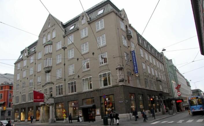 Hotell Bondeheimen i Oslo. (Foto: Morten Holt)