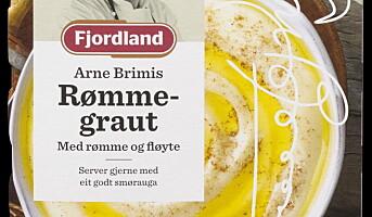 Rømmegraut fra Fjordland og Brimi
