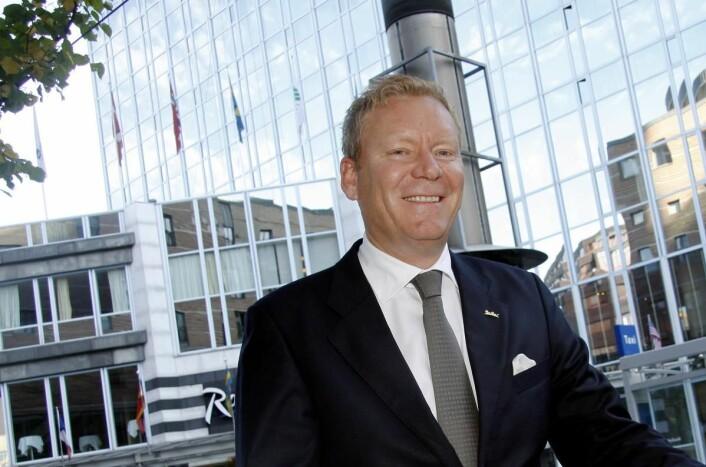 Tarje Hellebust. (Foto: Morten Holt)