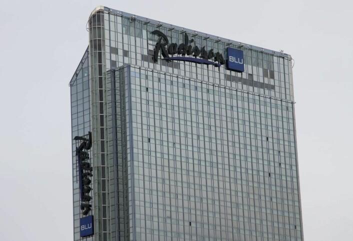 Radisson Blu Plaza Hotel. (Foto: Morten Holt)