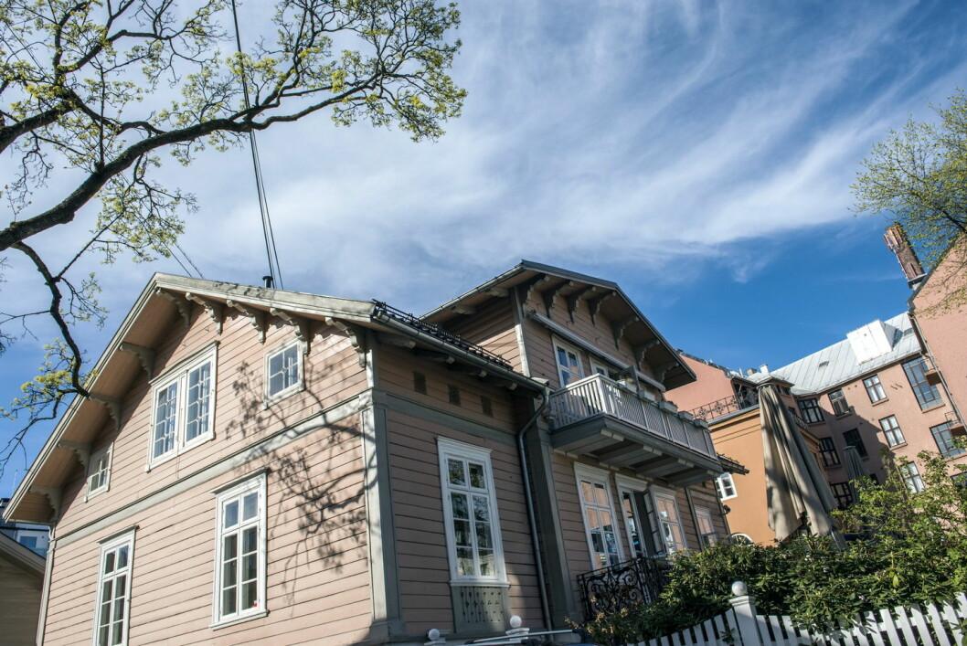 Park29 åpner i en av Oslos eldste trevillaer.