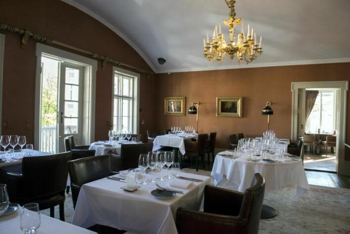Restauranten Park 29 åpner i Parkveien 29 mandag 8. mai.