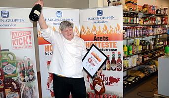 Stian Bjåstad vant Tabasco Hot Chef 2017