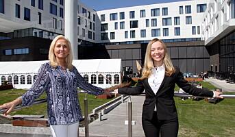 Scandic Fornebu engasjerer seg lokalt
