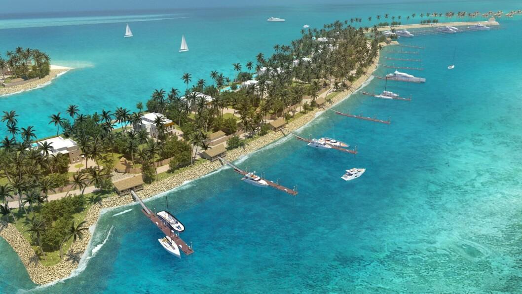 Zanzibar Amber Resort etableres nå på øyagruppen utenfor Tanzania.