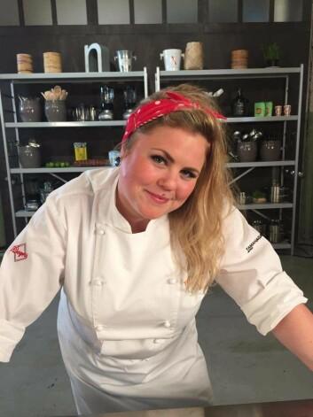 Reneé Fagerhøi er blant landets ledende kokker. (Foto: Reneé Fagerhøis FB-side)