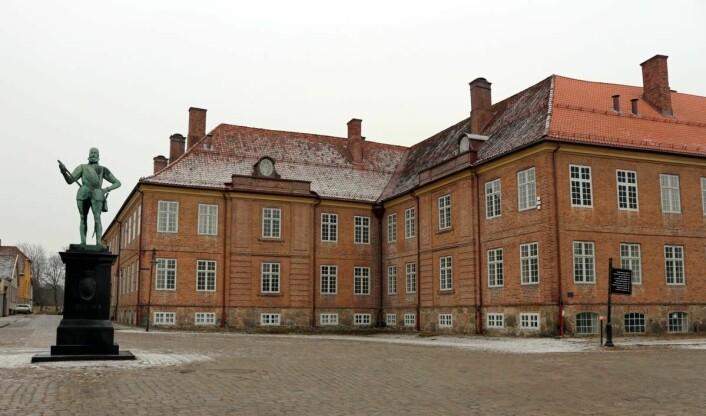 Fra Gamlebyen i Fredrikstad. (Foto: Heidi Fjelland)