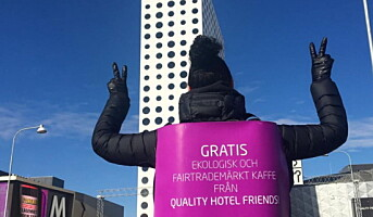 Nordic Choice Hotels vant Fairtrade Challenge
