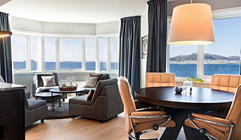 Radisson Blu Hotel i Ålesund pusses opp