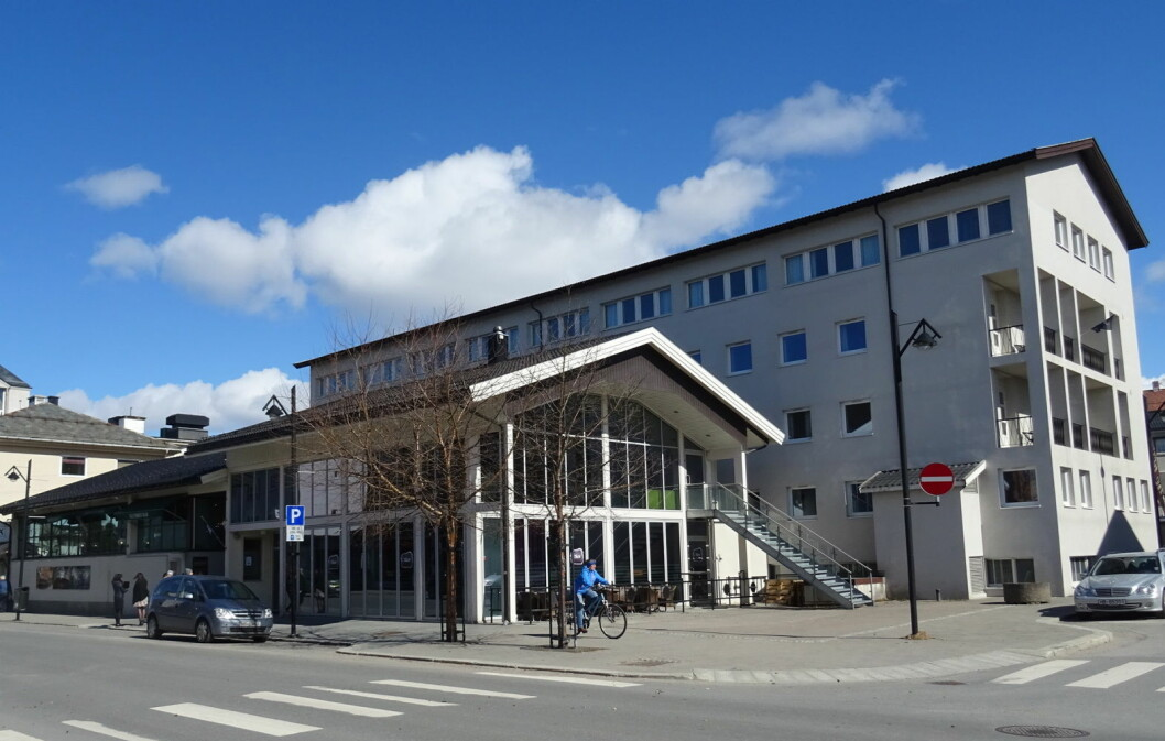 Hotel Central i Elverum sentrum blir til Scandic Central Elverum.