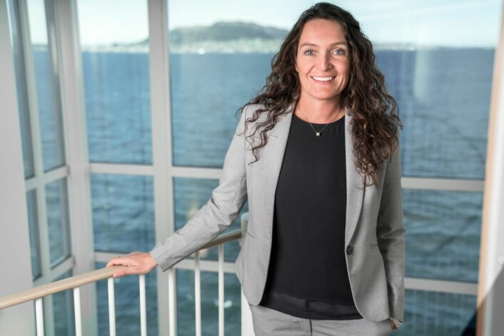 Anita Aalen Bjerkvik er hotelldirektør på Radisson Blu Hotel i Ålesund.