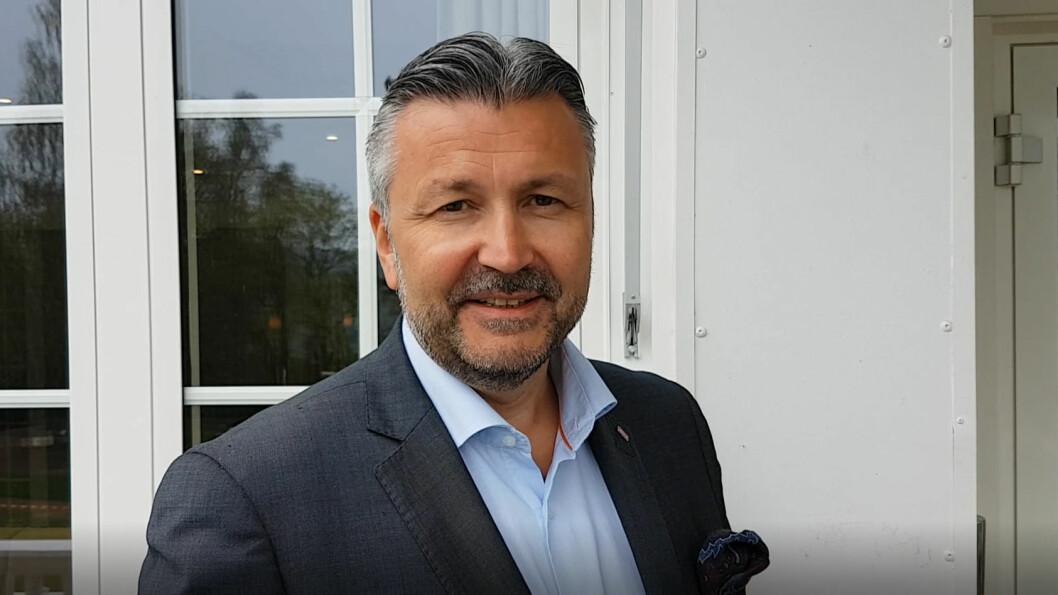 For 22 år siden ble Svein Arild Steen-Mevold Norges første miljøsjef i hotellsektoren med ansvar for å implementere Scandic-kjedens miljøprogram.