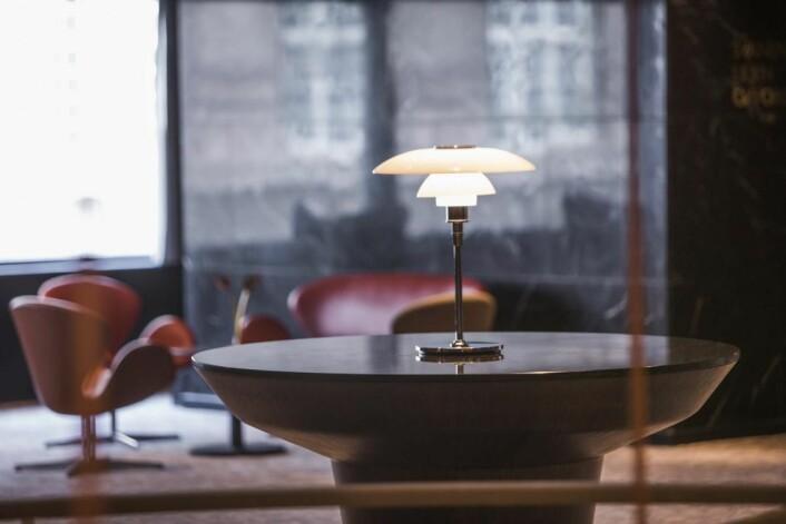 Designdetaljer i hele opplevelsen hos Radisson Blu Royal Hotel. (Foto: Richard L. Eriksson)