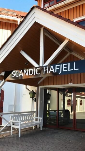 Scandic Hafjell er åpnet.