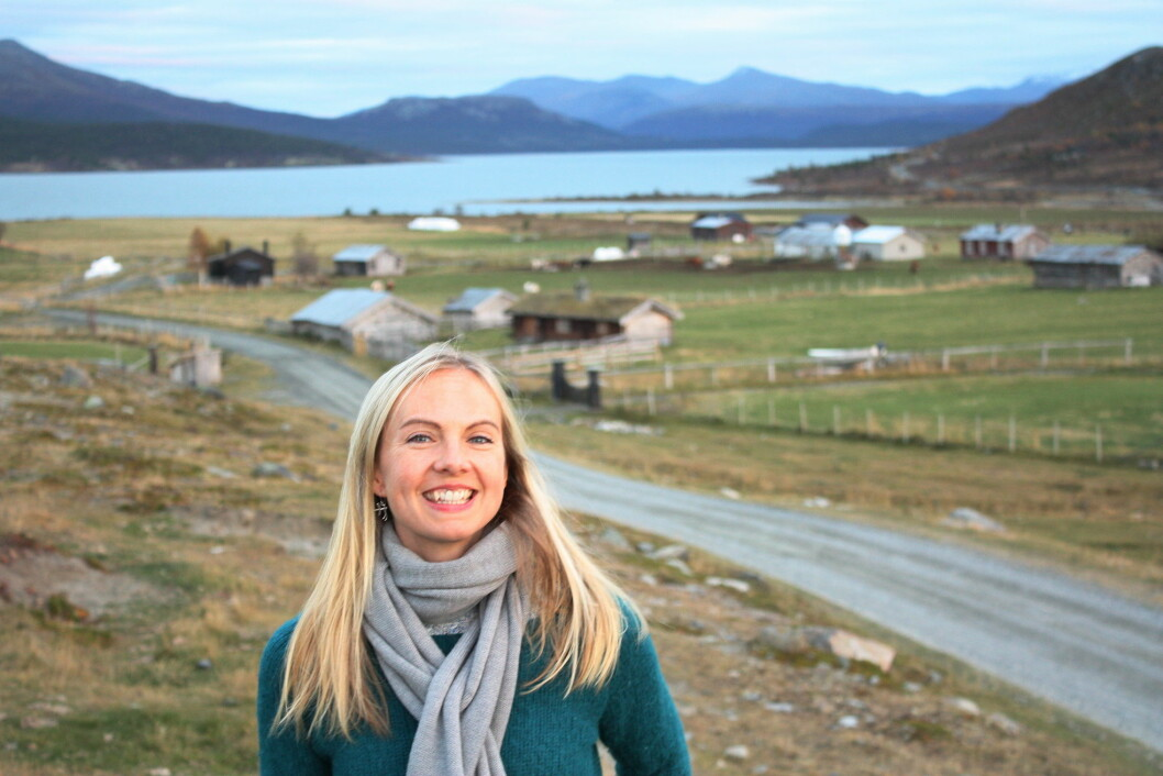 Torunn Tronsvang står bak selskapet Up Norway. (Foto: Privat)