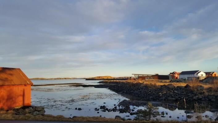 Foto: Finnøy Havstuer