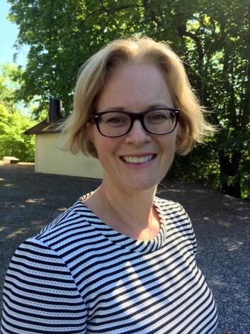 Agneta Linden Moen er konseptansvarlig i Up Norway. (Foto: Privat)