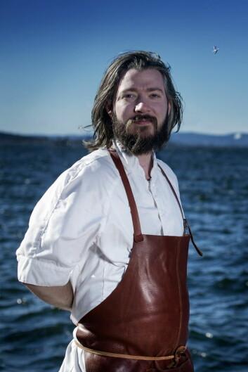 Øyvind Bøe Dalelv får meritterte Even Ramsvik som coach i Årets kokk 2017. Bøe Dalelv tok bronse i forrige utgave av Årets kokk. (Foto: Arkiv)