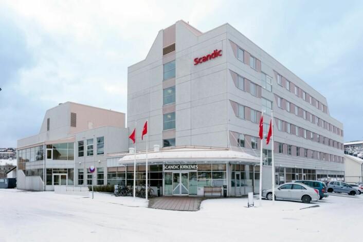 Scandic Kirkenes er fylkesvinner i Finnmark. (Foto: Scandic Hotels)