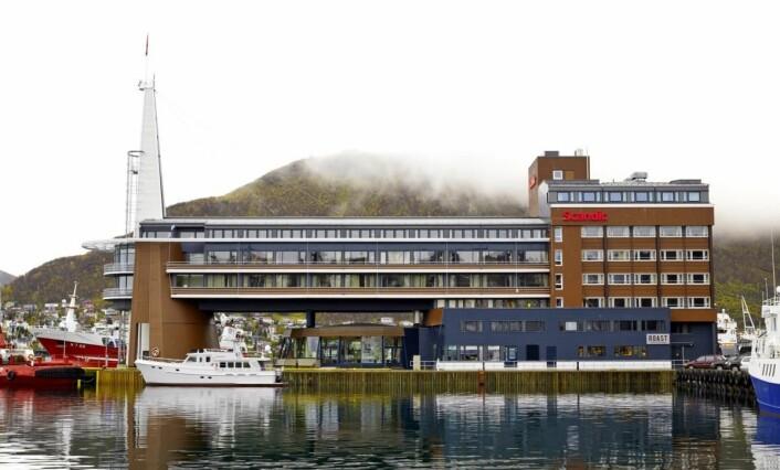 Scandic Ishavshotel er en gjenganger i kåringen av landets beste hotellfrokost, og bronsevinneren fra 2016 er nok en gang fylkesvinner i Troms. (Foto: Scandic Hotels)