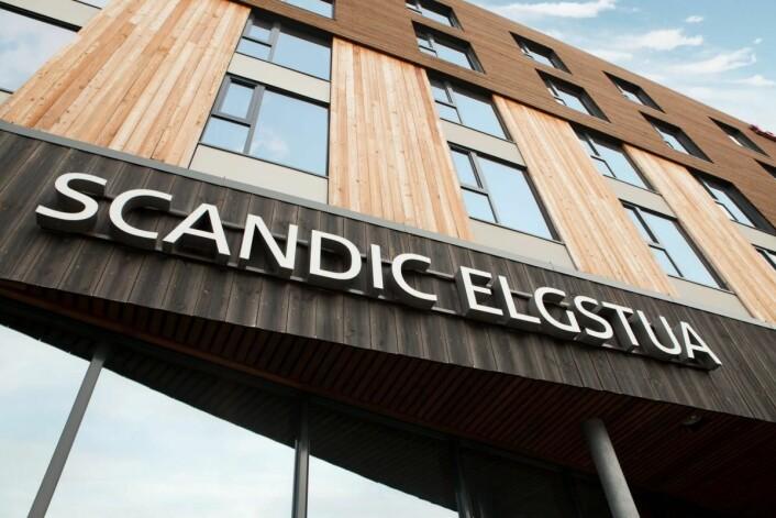 Scandic Elgstua er fylkesvinner i Hedmark. (Foto: Scandic Hotels)