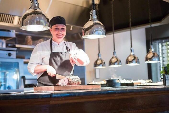 Scandic Sunnfjords frokost er den beste i Sogn og Fjordane. (Foto: Scandic Hotels)