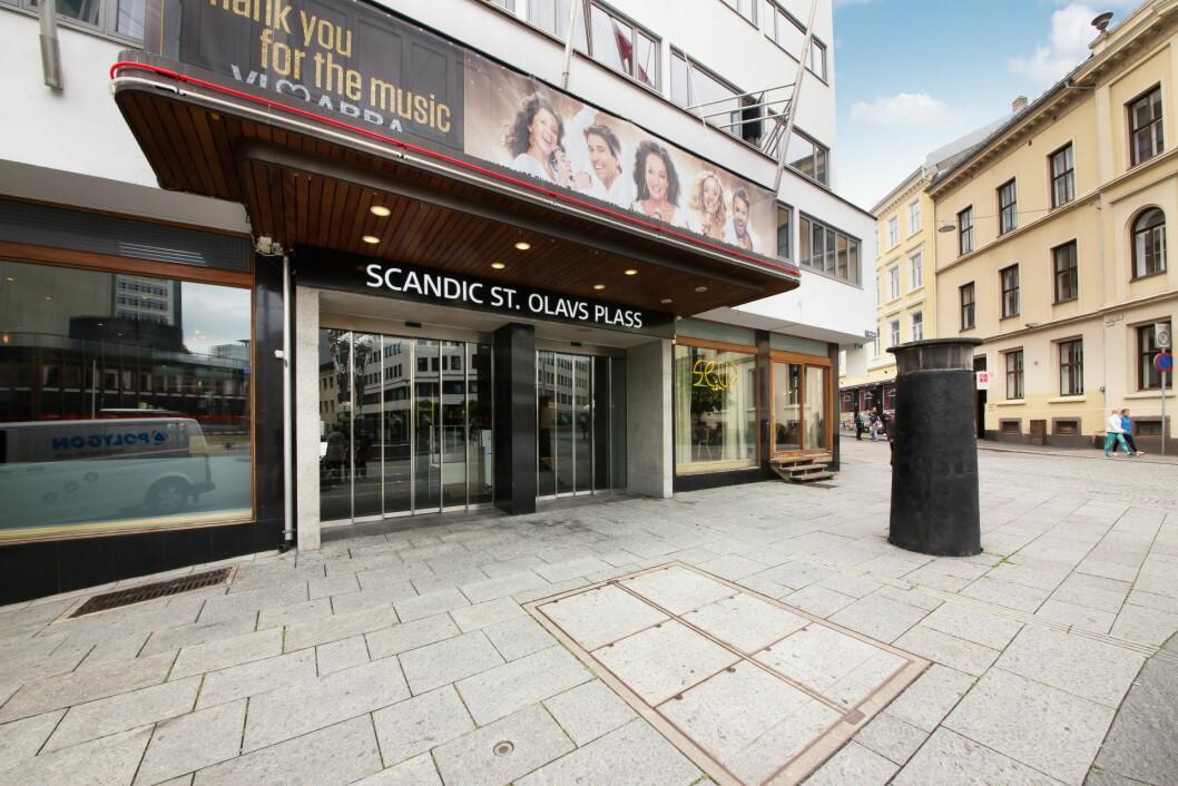 Scandic Hotels har erobret frokosttronen i Oslo med Scandic St. Olavs plass. (Foto: Scandic Hotels)